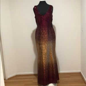 Beautiful Marina gown